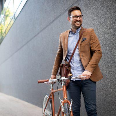 Alternativen zum Firmenwagen mit Fahrrad, Mobilitätsbudget & co. mit darr mobility concepts